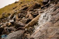 Water Rushing Snowdonia