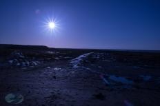 Ice Blue Sky