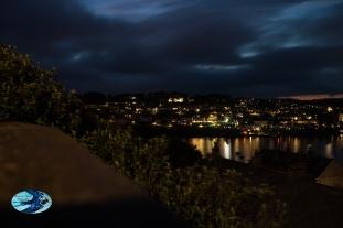 Fowey at Night